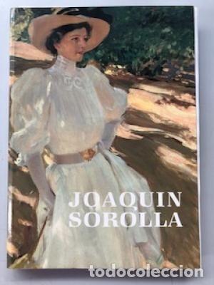 JOAQUIN SOROLLA BASTIDA EDMUND PEEL IVAM 1989 (Arte - Catálogos)
