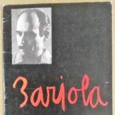 Arte: BARJOLA, CASTILLA, GALERÍA, VALLADOLID, 1973. Lote 178888098