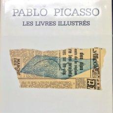 Arte: PICASSO, P. CATALOGO RAZONADO DE LIBROS ILUSTRADO CRAMER.. Lote 179064796