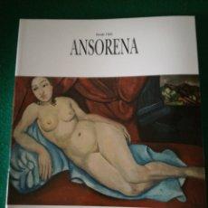 Arte: ANSORENA CATALOGO DE SUBASTAS. Lote 179139376