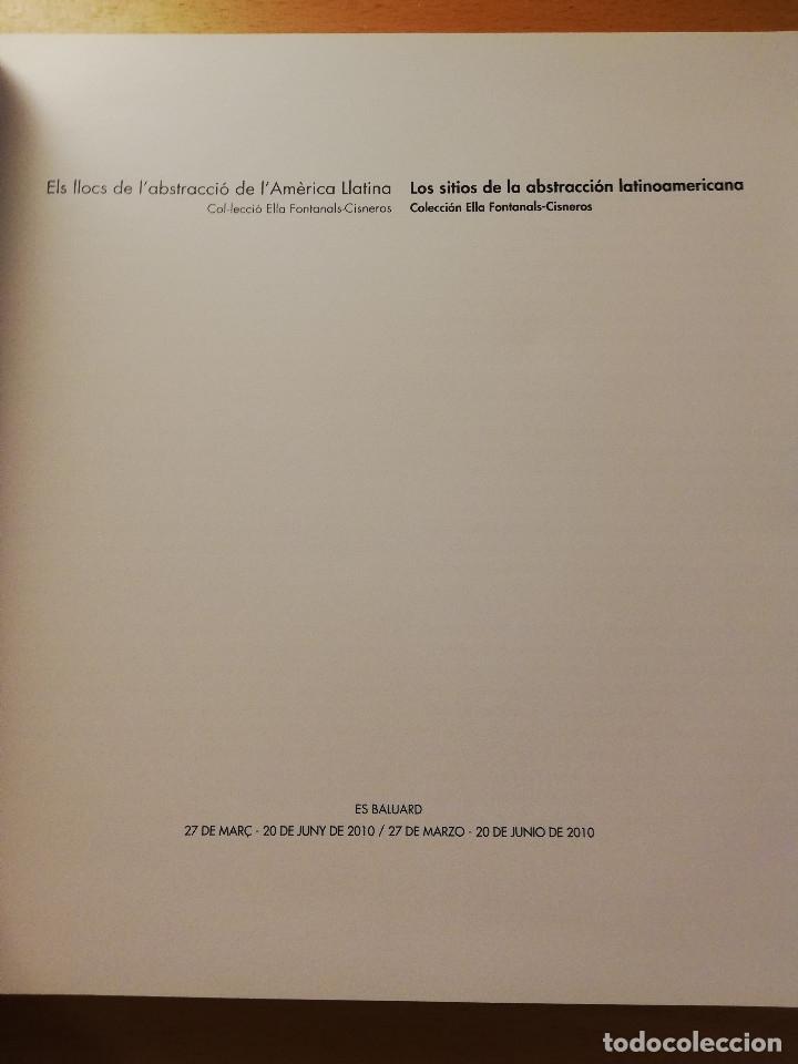 Arte: ELS LLOCS DE LABSTRACCIÓ DE LAMÈRICA LATINA (COL.LECCIÓ ELLA FONTANALS - CISNEROS) - Foto 2 - 179962141