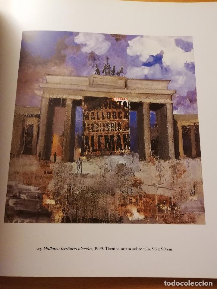 Arte: LUIS MARAVER. OBRES 1985 - 2003 (CASAL SOLLERIC, PALMA DE MALLORCA. ABRIL - MAIG 2003) - Foto 7 - 180179520