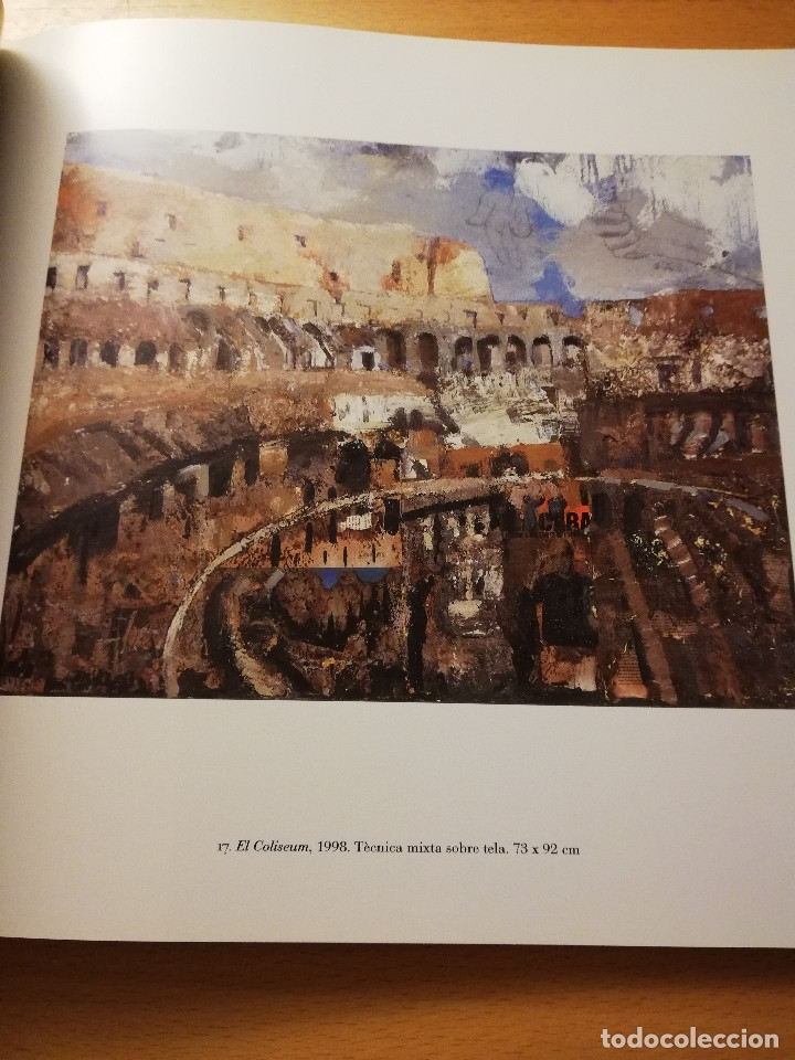 Arte: LUIS MARAVER. OBRES 1985 - 2003 (CASAL SOLLERIC, PALMA DE MALLORCA. ABRIL - MAIG 2003) - Foto 13 - 180179520