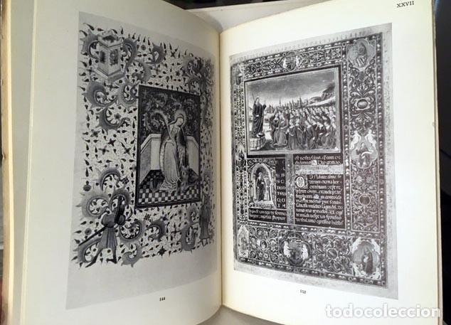 Arte: Miniaturas del Renacimiento. (5º Centenario de la Biblioteca Vaticana) Exposición. Catálogo - Foto 3 - 180348962
