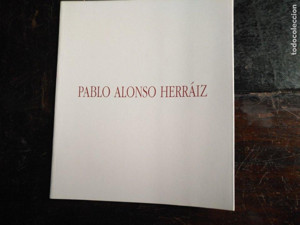CATALOGO ARTE PABLO ALONSO HERRAIZ CATALOGO - LA FUNDACION - MUSEO CRUZ HERRERA . GALERIA MUNICIPAL (Arte - Catálogos)