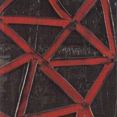 Arte: JOAQUIM CHANCHO - TIEMPO SOBRE TIEMPO (1997-2003) / CATÁLOGO. Lote 181764688