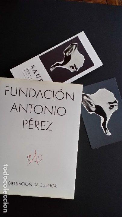 ANTONIO PEREZ / SAURA (Arte - Catálogos)