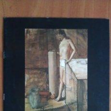 Arte: 1989 CATÁLOGO BRUNO FONSECA - BARCELONA. Lote 181965147