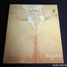 Arte: ROJAS. EDICIONES DETURSA. 1992. DEDICATORIA DEL ARTISTA. Lote 182025840