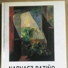 Art: .M. CAMPOY, NARVÁEZ PATIÑO, GALERÍA ESPALTER, MADRID, 1989. DEDICADO. Lote 182094583