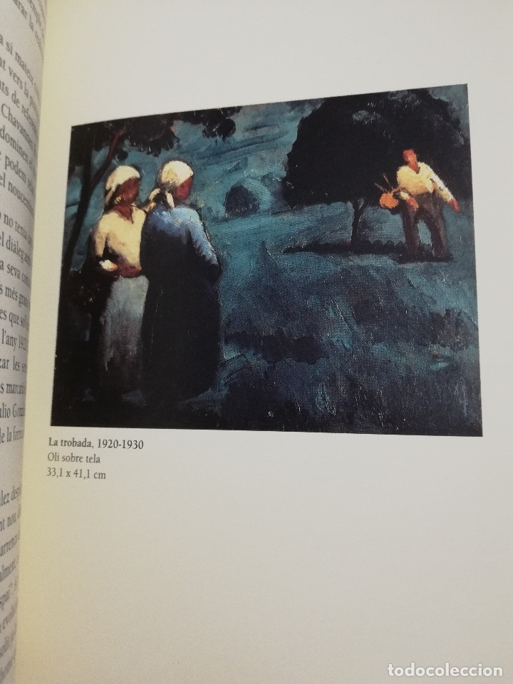 Arte: JOAN I JULIO GONZÁLEZ. MODERNISME I MODERNITAT 1898 - 1930 (FUNDACIÓ CAIXA MANRESA) - Foto 5 - 182110145