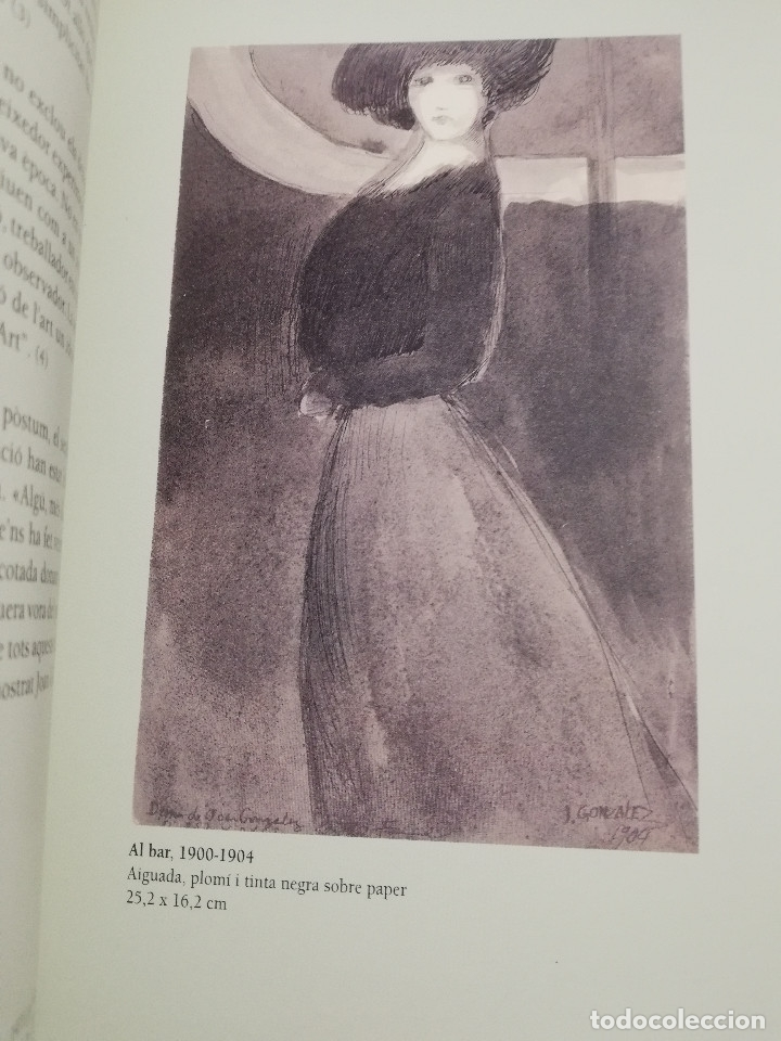 Arte: JOAN I JULIO GONZÁLEZ. MODERNISME I MODERNITAT 1898 - 1930 (FUNDACIÓ CAIXA MANRESA) - Foto 8 - 182110145