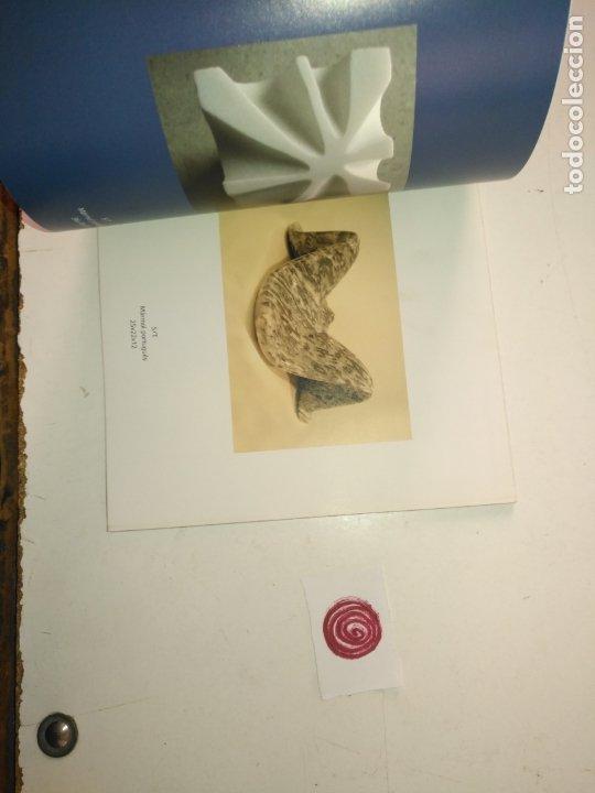 Arte: catalogo de arte - sylvain marc - a con donde por y para manolo - ayuntamiento de la linea cadiz - Foto 2 - 182363856