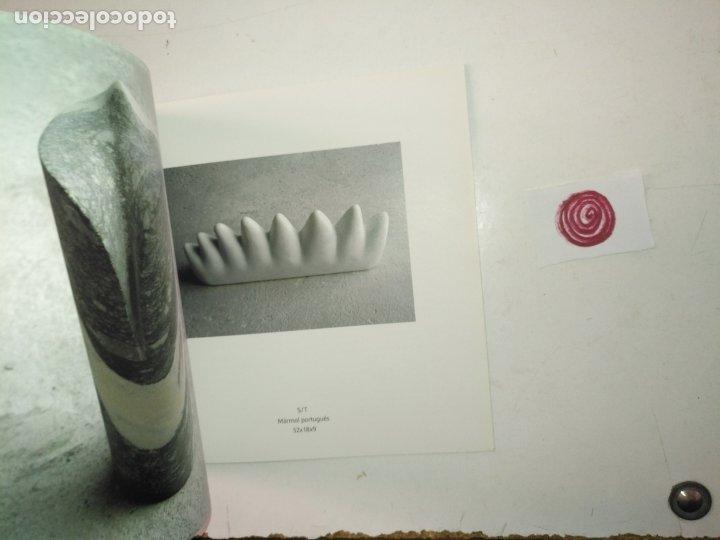 Arte: catalogo de arte - sylvain marc - a con donde por y para manolo - ayuntamiento de la linea cadiz - Foto 4 - 182363856