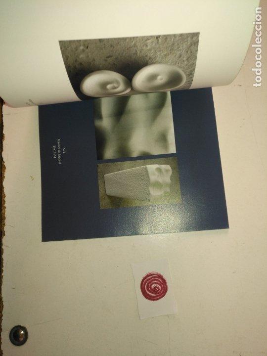 Arte: catalogo de arte - sylvain marc - a con donde por y para manolo - ayuntamiento de la linea cadiz - Foto 7 - 182363856
