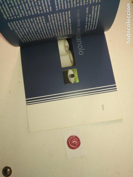 Arte: catalogo de arte - sylvain marc - a con donde por y para manolo - ayuntamiento de la linea cadiz - Foto 11 - 182363856