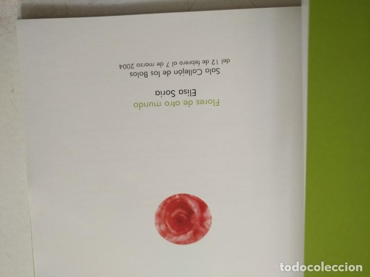 Arte: catalogo de arte - flores de otro mundo , elisa soria , jerez - Foto 11 - 182369737