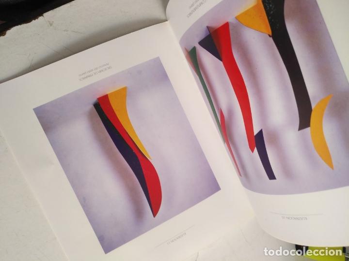 Arte: catalogo de arte - exposicion, estructuras cromaticas - TOMAS GARCIA ASENSIO - Foto 3 - 182370533