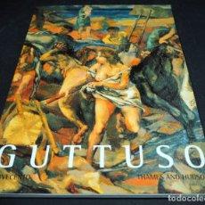 Arte: GUTTUSO. NOVECHENTO. THAMES AND HUDSON. 1996.. Lote 182481118