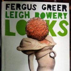 Arte: LEIGH BOWERY LOOKS (INGLÉS) - FOTOGRAFIA. Lote 182560371
