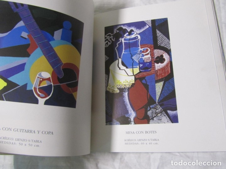 Arte: Moncho Borrajo Pinturas 1993 Galería de Arte Heller - Foto 7 - 182644092