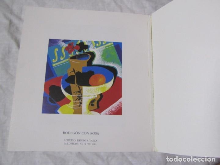 Arte: Moncho Borrajo Pinturas 1993 Galería de Arte Heller - Foto 9 - 182644092