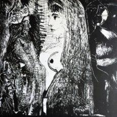 Arte: PICASSO GRABADOR. CATALOGO EXPOSICION BILBAO 2011.. Lote 182710245