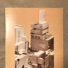 Arte: PABLO DONEZAR 82-84. CATÁLOGO EXPOSICIÓN EN SALA EXPOSICIONES CAJA DE AHORROS (SAN SEBASTIÁN) 1984. Lote 182800255