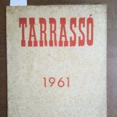 Arte: TARRASSO, 1961, GALERIAS COSTA, PALMA MALLORCA. Lote 183054846
