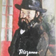 Arte: PAUL CEZANNE, CATÁLOGO. MUSEO ESPAÑOL DE ARTE CONTEMPORÁNEO, 1984, MADRID,. Lote 183489947
