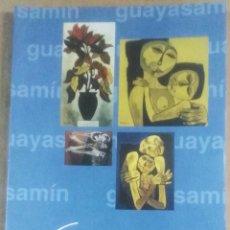 Arte: GUAYASAMÍN, CATÁLOGO (TEXTO). SALAMANCA, 1995. Lote 183490363