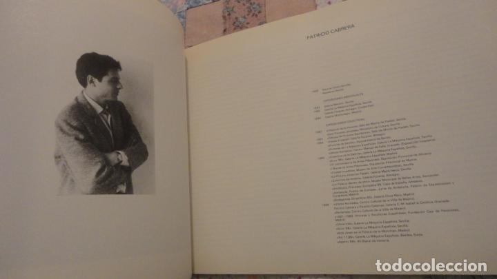 Arte: APERTO 86.BIENAL VENECIA 1986.GERARDO DELGADO.GUILLERMO PANENQUE.PATRICIO CABRERA.JUAN MUÑOZ. - Foto 7 - 183625588