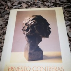 Arte: ERNESTO CONTRERAS HOMENAJE, PALAU GRAVINA ALACANT, VARIOS ARTISTAS. Lote 183726441