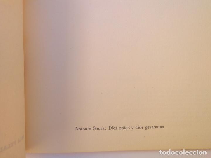 Arte: Antonio Saura. Sala Pelaires 1975 - Foto 2 - 184796771