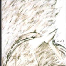 Arte: JOSÉ LUIS CANO. FEBRERO 1984. SALA LUZÁN. ZARAGOZA.. Lote 187097845