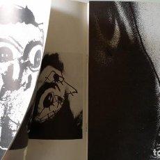 Arte: ANTONIO Y CARLOS SAURA: DINOSAURS, CATÁLOGO FOLLETO, HAMBURGO, 1988. Lote 187374681