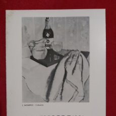Arte: PINTORS DE FAMA SALA VAYREDA 1979.. CAPMANY. MARTI ALSINA. MOMPOU. PRIM. SERRA. ETC. Lote 187391462