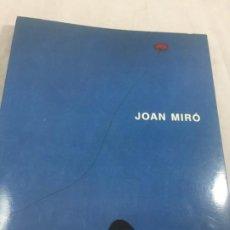 Arte: JOAN MIRÓ CAMPO DE ESTRELLAS CENTRO DE ARTE REINA SOFIA, 1993. Lote 187474251