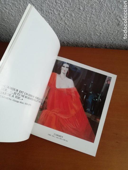 Arte: Ópera i Concepte - Xavier Carbonell - 1988 - Catálogo Exposición Pintura - Foto 18 - 188613025