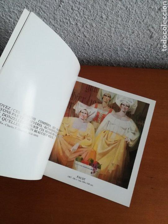 Arte: Ópera i Concepte - Xavier Carbonell - 1988 - Catálogo Exposición Pintura - Foto 22 - 188613025