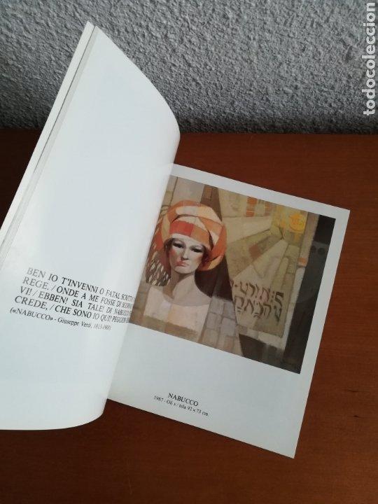 Arte: Ópera i Concepte - Xavier Carbonell - 1988 - Catálogo Exposición Pintura - Foto 13 - 188613025