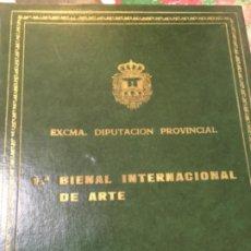Arte: PONTEVEDRA. I BIENAL INTERNACIONAL DE ARTE. 1974. Lote 189498536