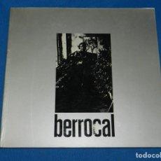 Arte: (M) MIGUEL ORTIZ BERROCAL - - GALERIA DE ARTE JUAN MAS ZAMMIT 1974, MUY ILUSTRADO. Lote 190329161