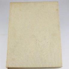 Arte: CATÁLOGO DURANCAMPS, 1972, EDITORIAL JUVENTUD, CON DEDICATORIA DEL ARTISTA, BARCELONA. 32X24CM. Lote 191059707