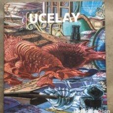 Arte: UCELAY, 1903-1979. CATÁLOGO EXPOSICIÓN EN BILBAO EN EL AÑO 2003. ILUSTRADO. 87 PÁGINAS.. Lote 191543648