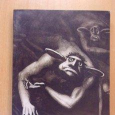 Arte: MANUEL LAHOZ. AGUAFORTISTA - ESTAMPAS 1940-1993 / FUENDETODOS 1999. Lote 191828925