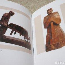 Art: CATÁLOGO EXPOSICIÓN ENCUENTRO CON MAURO MURIEDAS 1999-2009, TORRELAVEGA, ESCULTURA. Lote 191898632