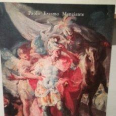 Arte: GOYA E ITALIA POR PAOLO ERASMO MANGIANTE. Lote 192829990