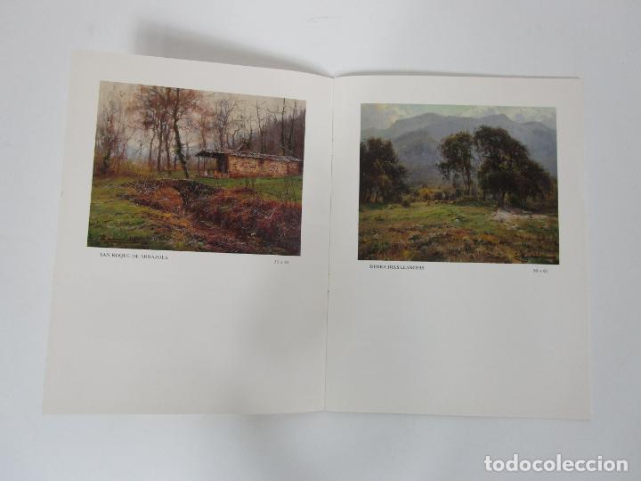 Arte: Catálogo E. Garralda - Galería de Arte La Pinacoteca, Barcelona - Temporada 1989-90 - Foto 4 - 192983287