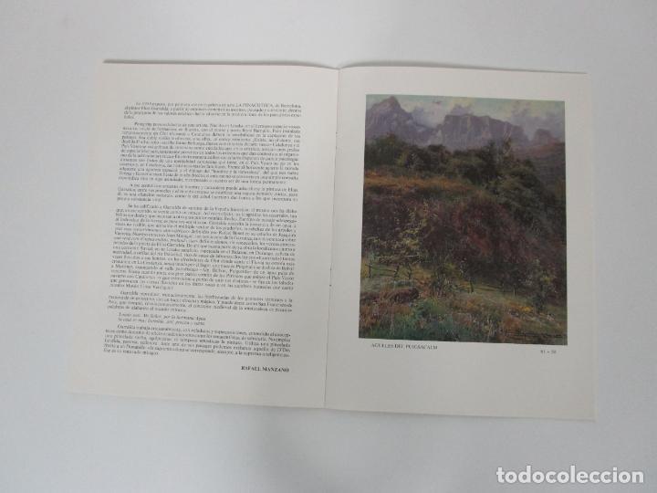 Arte: Catálogo E. Garralda - Galería de Arte La Pinacoteca, Barcelona - Temporada 1989-90 - Foto 7 - 192983287